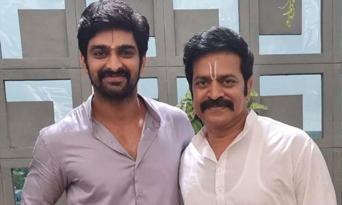 Telugu Actor Rana Daggubati Funny Warning To The Young Hero-TeluguStop.com