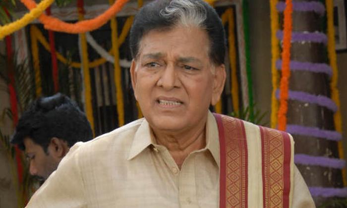 Telugu Senior Actor Raghunath Reddy About His Friendship With Jayaprakash Reddy-TeluguStop.com