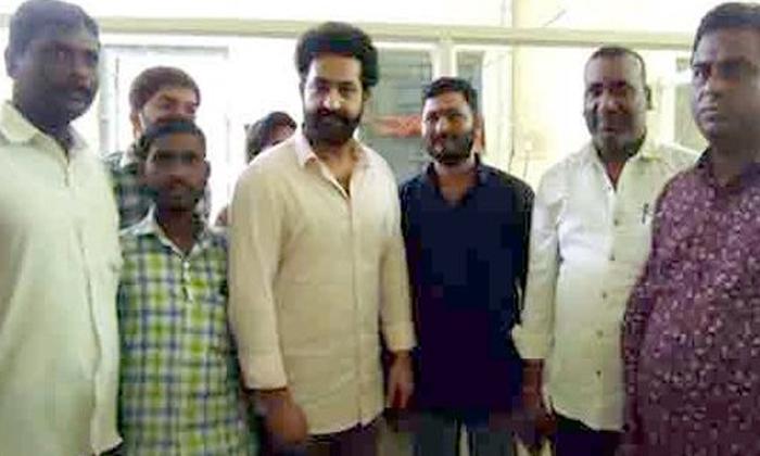 Telugu Star Hero Jr Ntr Purchased Land In Hyderabad-TeluguStop.com