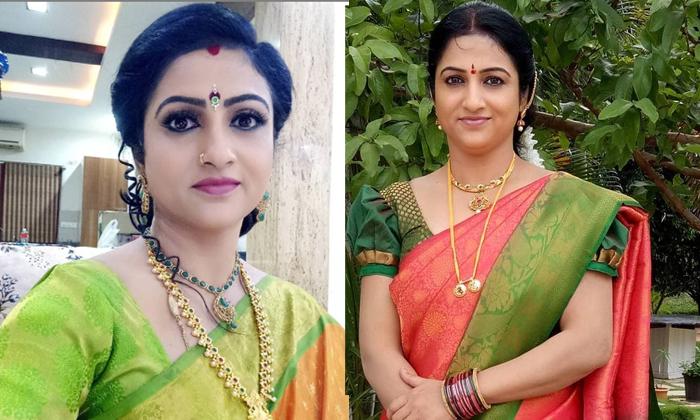 Telugu Veteran Character Artist Varsha Is Attracting With Her Reel Videos-TeluguStop.com