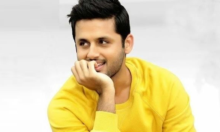 Telugu Young Hero Nithin Shared Childhood Memory With Her Mother-TeluguStop.com