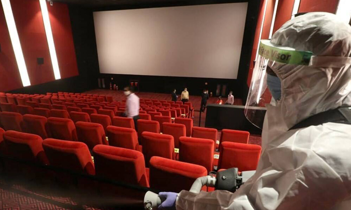 Some Theatres Will Open Tomorrow In Ap-TeluguStop.com