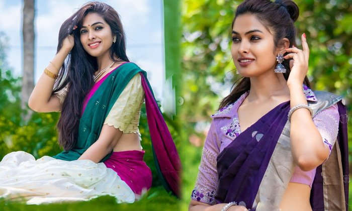 Tollywood Actress Divi Vadthya Looks Radiating In This Pictures - Telugu Divi Vadthya Actor, Divi Vadthya Actor Movie List, Divi Vadthya Biography Wikipedia, Divi Vadthya Eliminated, Divi Vadthya Face High Resolution Photo