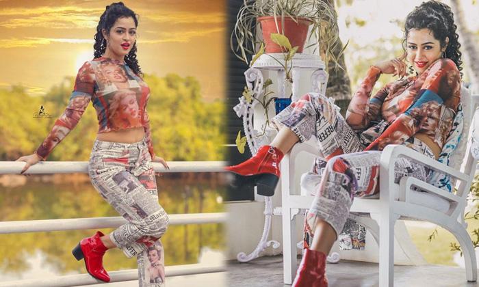 Tollywood Hot Actress Apsara Rani Looks Flawless In This Pictures - Telugu Actress Apsara Rani, Apsara Rani, Apsara Rani Latest News, Apsara Rani Latest Photos, Apsara Rani Latest Pica, Apsara Rani St High Resolution Photo