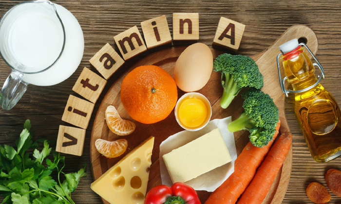 Telugu Good Health, Health, Health Tips, Latest News, Vitamin A, Vitamin A Deficiency, Vitamin A Rich Foods-Telugu Health - తెలుగు హెల్త్ టిప్స్ ,చిట్కాలు