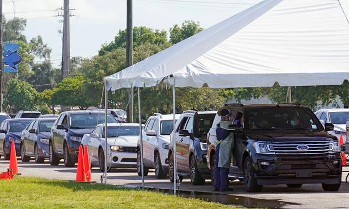 Florida Coronavirus Cases Jump 50 Percent As Surge Continues-TeluguStop.com