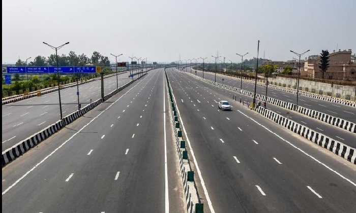 Union Govt Solely Bears Rs 4,600 Crore For 'greenfield Highway': Nhai-TeluguStop.com