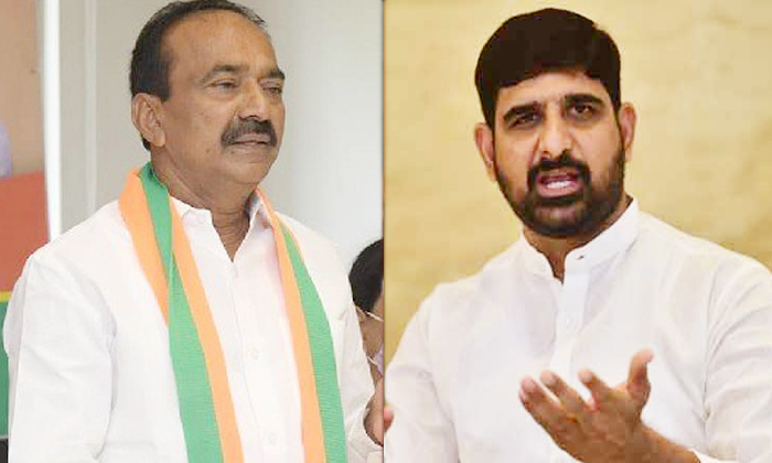 Will Huzurabad Trs Leaders Support Kaushik Reddy-TeluguStop.com