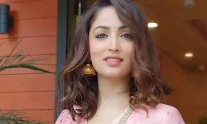 Yami Gautham Reveals Love Story Marriage Adithya Dhar-TeluguStop.com