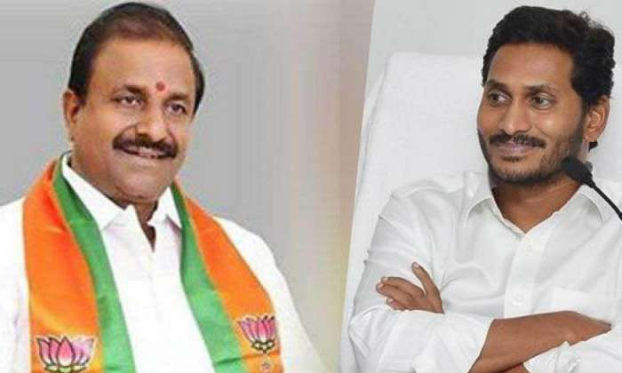 The Bjp Is Completely Targeting The Affairs Of Ap Ministers-TeluguStop.com