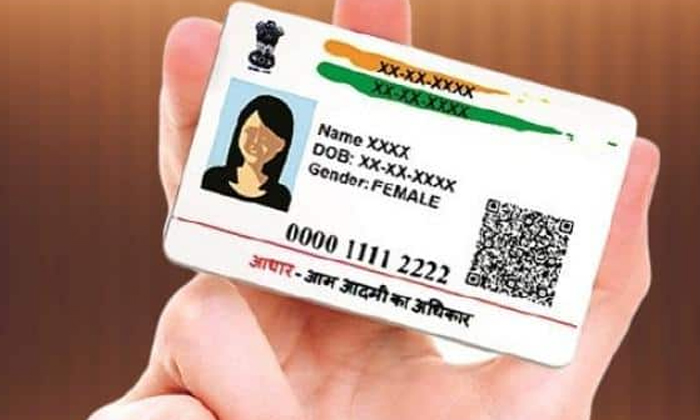 If You Lost Your Aadhar Card Here Is The Process That How To Get Online-TeluguStop.com