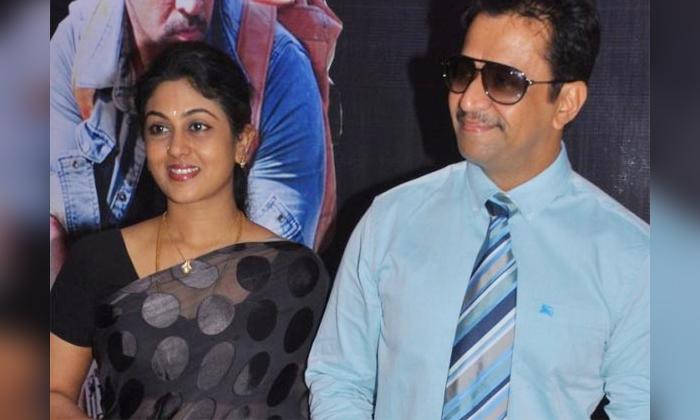 Action King Arjun Wife Is A Balakrishna Heroine-TeluguStop.com