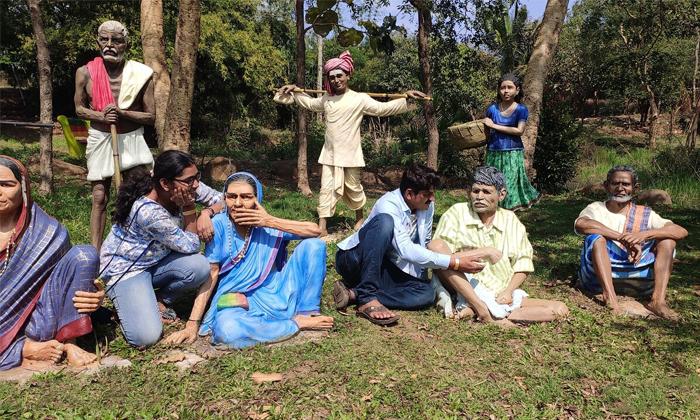 Utsav Rock Garden Karnataka-TeluguStop.com