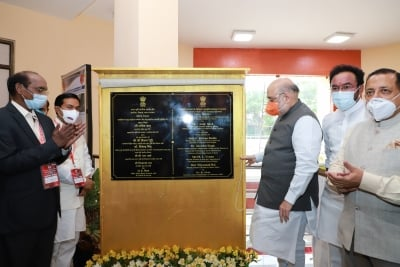 All Ne State Capitals To Be Linked By Air, Rail By 2023-24: Amit Shah-TeluguStop.com