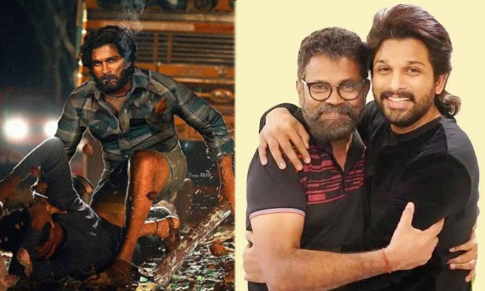 Icon Star Allu Arjun New Movie Pushpa Movie Shooting Start In Hyderabad After Sukumar Recovered From Fever-TeluguStop.com