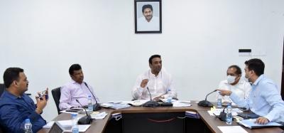 Andhra To Set Up 2 Multi-modal Logistics Parks-TeluguStop.com