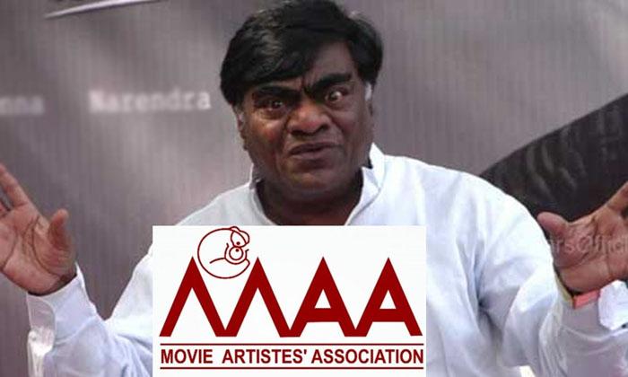Babu Mohan Sensational Comments About Movie Artist Assosiation Elections-TeluguStop.com