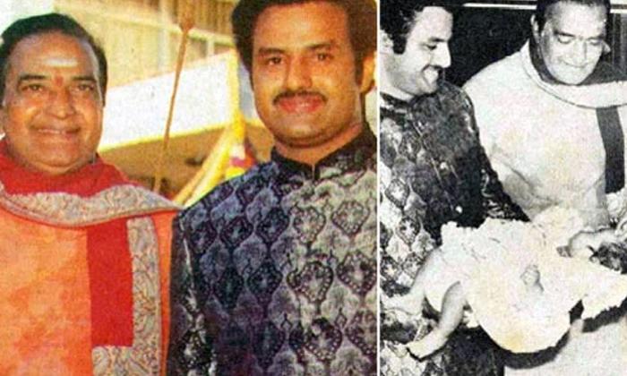 Balakrishna Daughter Cradle Ceremony-TeluguStop.com