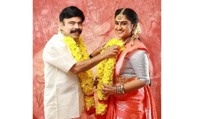 Bigg Boss Fame Vanitha Vijaya Kumar Says I Will Have 4 Weddings And 40 Weddings-TeluguStop.com