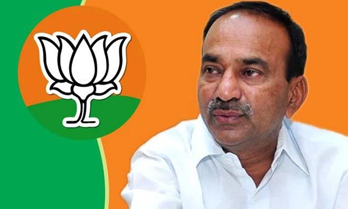 Etela Rajendar Tention On Party Symbol Issue-TeluguStop.com