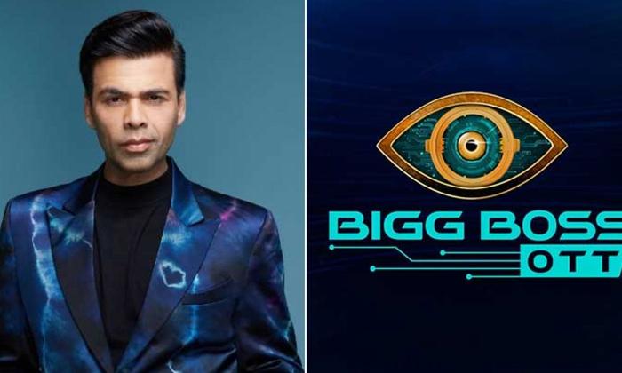 Telugu Bigg Boss, Bollywood Producer, Bollywood Producer Karan Johar Will Host Bigg Boss New Version, Karan Johar, New Version-Movie