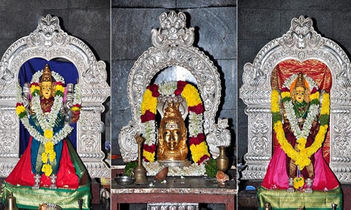 Do You Know The Specialty Of Ganta Temple Of Sri Ramalingeswara Swamy In Prakasham District-TeluguStop.com