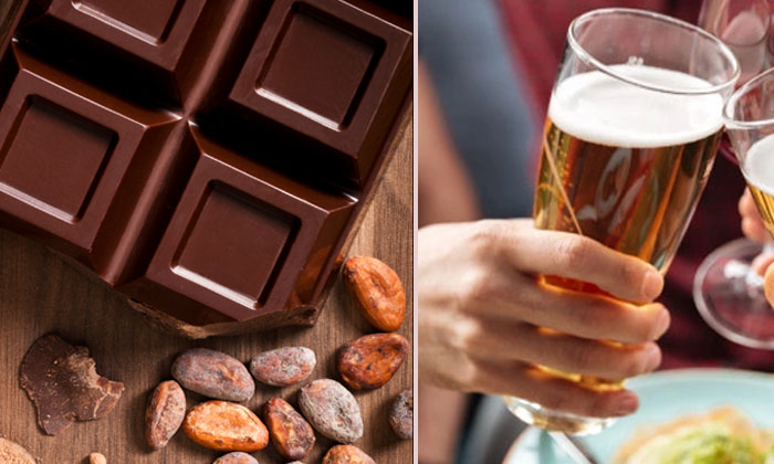 Dont Eat These Foods While Drinking Alcoho-TeluguStop.com