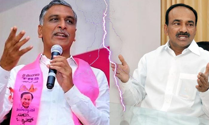 What Happened To Eeta Trs Is A Baseless Allegation Out Of Fear-TeluguStop.com