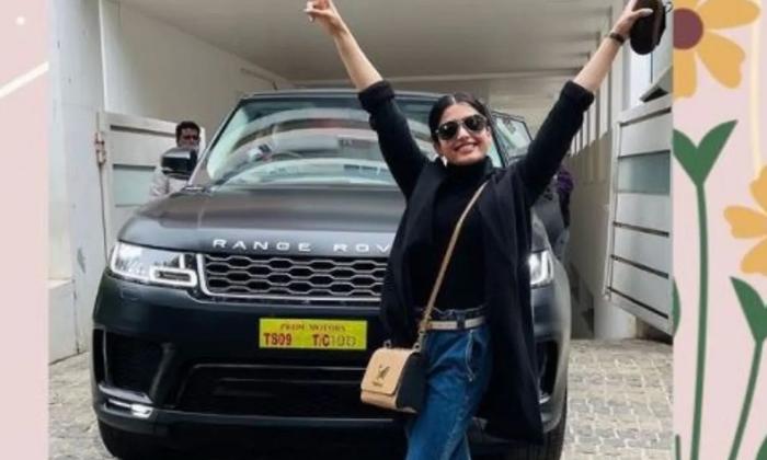 Tollywood Star Heroine Rashmika Mandanna Properties Details-TeluguStop.com