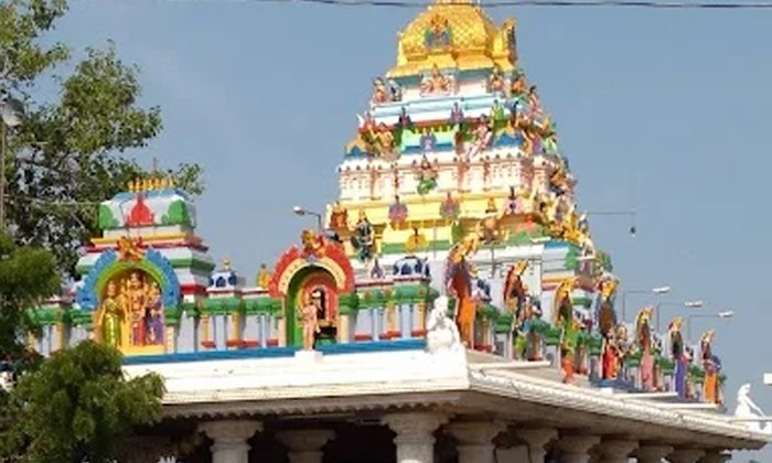 What Is The History Of Subrahmanyeshwara Swamy Temple-TeluguStop.com