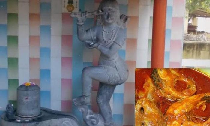 Interesting Facts About Gumpa Sangameshwara Swamy Temple-TeluguStop.com