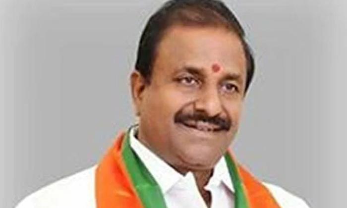 Somu Veeraraj Who Went To Delhi To Meet Top Bjp Leaders-TeluguStop.com