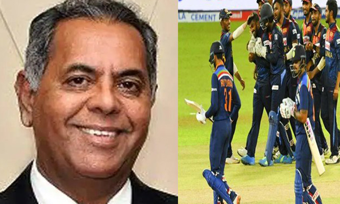 Ind Vs Sl India Tour Former Indian Cricketer Yujivindra Singh-TeluguStop.com