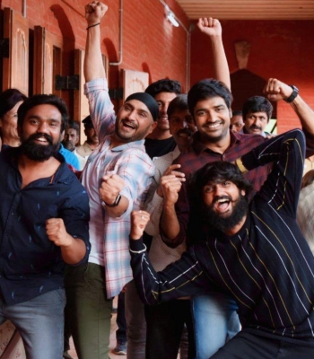 Giving A New Spin: Ex-cricketer Harbhajan Singh Wraps Shooting Of Debut Film 'friendship'-TeluguStop.com