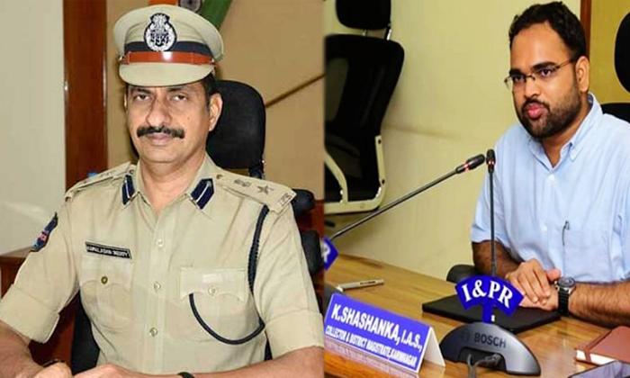 Government Officers Transfers In Karimnagar Is It Against Etela Rajender Huzurabad Elections-TeluguStop.com