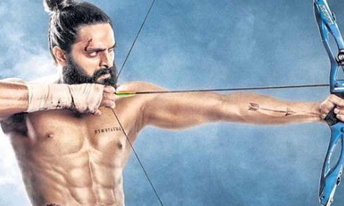Naga Shaurya Lakshya Movie New Poster-TeluguStop.com