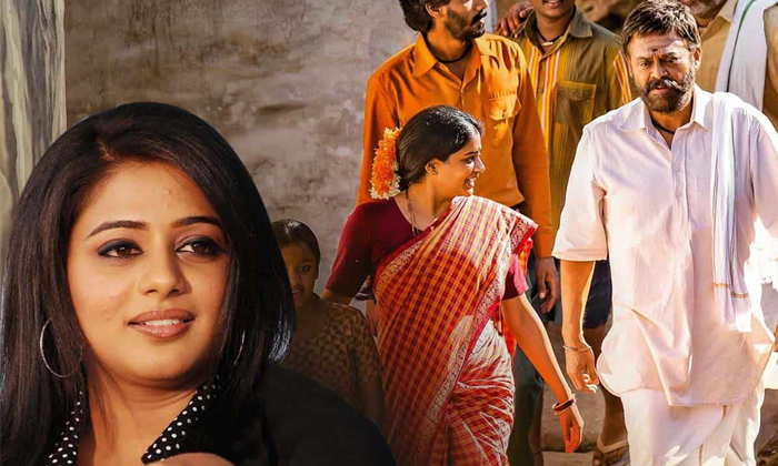 Priyamani Interesting Comments About Her Husband-TeluguStop.com