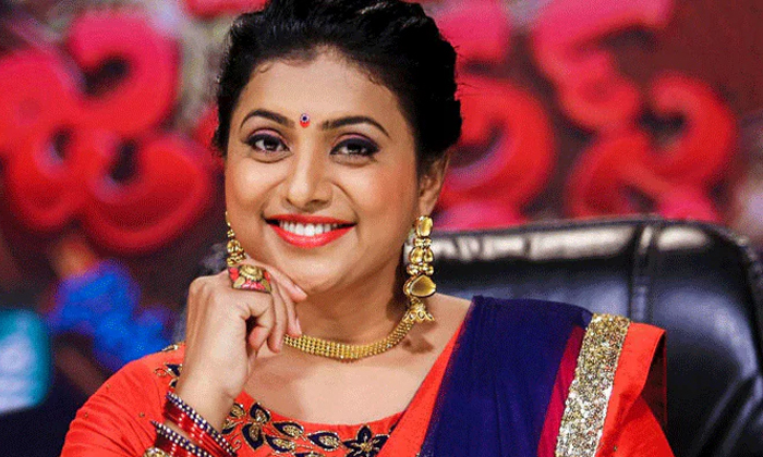 Heroine Roja Wanted To Act With These Actors-TeluguStop.com