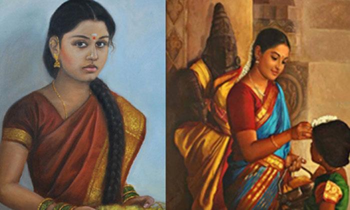 Reason Behind Hindu Women Hair Tied In A Plait Or Braid-TeluguStop.com