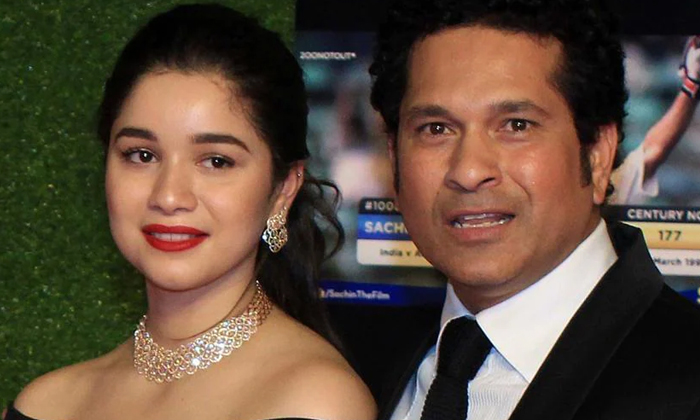 Will Sachins Daughter Come Into Movies-TeluguStop.com