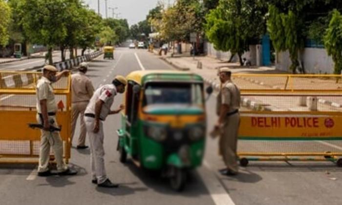 Again Lockdown In India 2021-TeluguStop.com