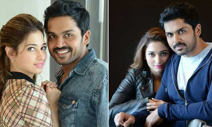 Karthi Is In Relationship With That Heorine-TeluguStop.com