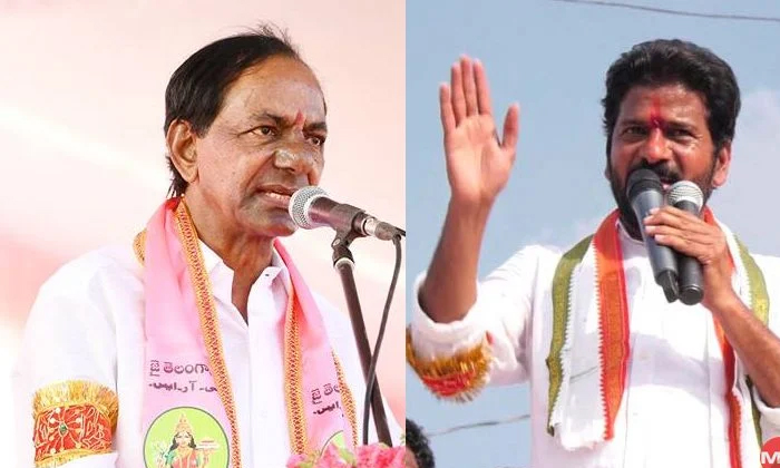Kcr Is Giving An Opportunity To Rewanth Reddy To Strengthen Himself Politically In Telangana-TeluguStop.com
