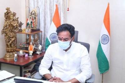 Kishan Reddy Thanks Pm For Heritage Site Status To Ramappa Temple-TeluguStop.com