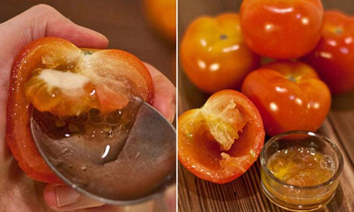 Home Remedies To Whiten Dark Feet With Tomato-TeluguStop.com