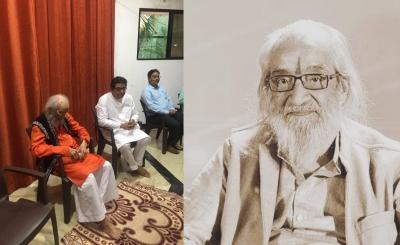 Maha Celebrates As Eminent Author Babasaheb Purandare Turns 100-TeluguStop.com
