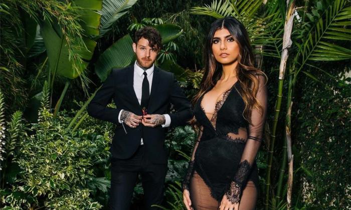 Mia Khalifa Announces Separation From Husband Robert Sandberg-TeluguStop.com
