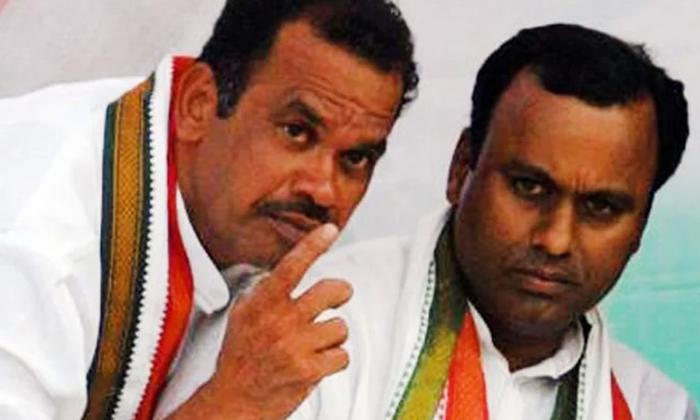 Nalgonda Politics Intensifying Again Komati Brothers Vs Minister-TeluguStop.com