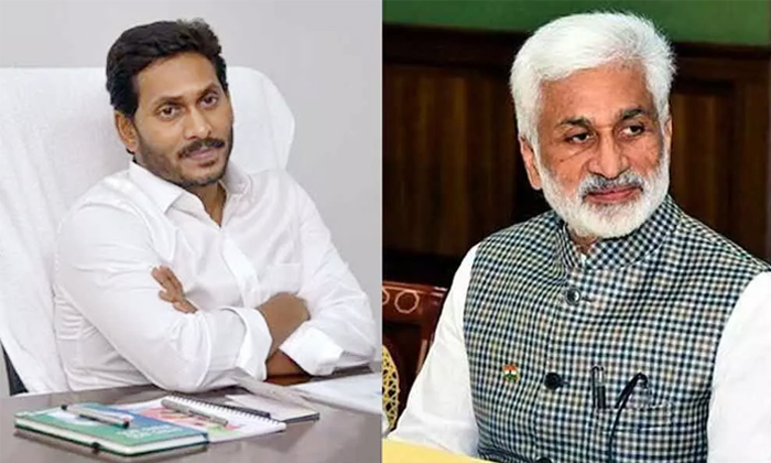 Mp Raguramakrishnam Raju Sensational Comments On Jagan Vijayasaireddy-TeluguStop.com