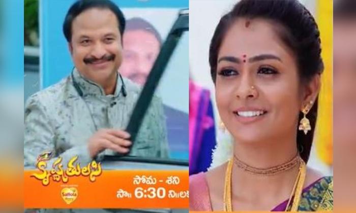 Music Director Rp Patnaik In Kriushna Tulasi Serial To Increase Trp Ratings-TeluguStop.com